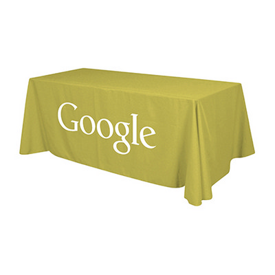 Picture of 3-Sided Throw Table Cloth  6ft