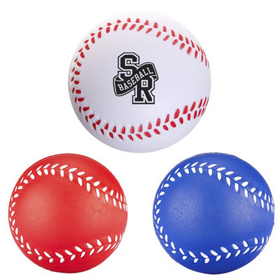 Picture of Baseball Shape Stress Reliever