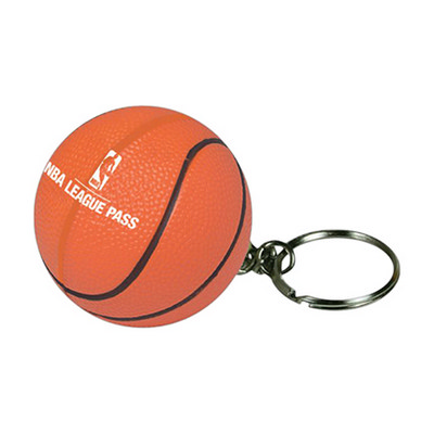 Picture of Basketball with Keyring Stress Item