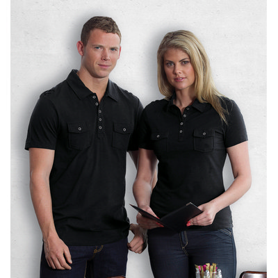 Picture of Fusion Polo - Womens