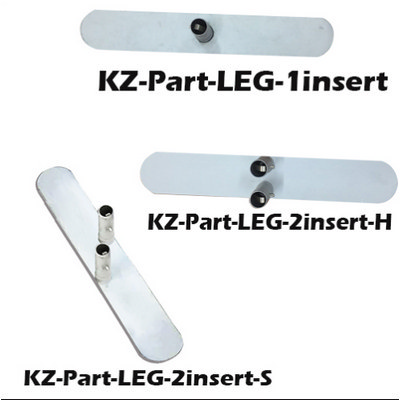 Picture of Leg Inserts -2Insert -S