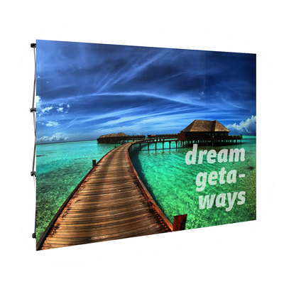 Picture of Media Wall 2.25m x 2.25m - Flat - No Sid