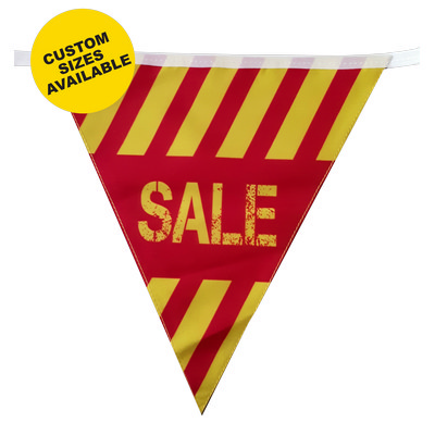Picture of Polyester  Bunting - 150mm x 200mm