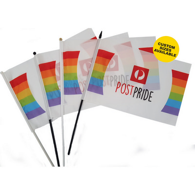 Picture of Polyester Hand Wave Flag