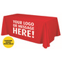 8 Foot Table Cover Cloths