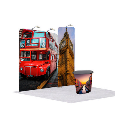 Picture of Tension Fabric Display Exhibition Booths