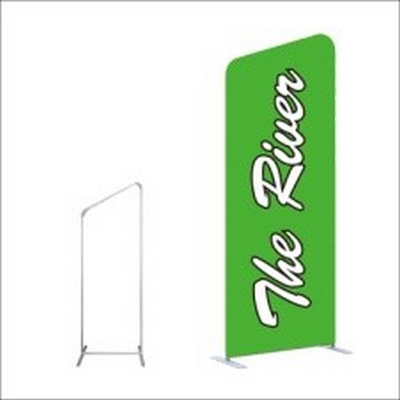 Picture of Tension Fabric Display -H-Shape Angled T