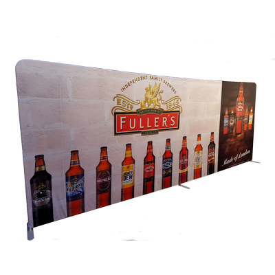 Picture of Tension Fabric Display Straight Frame 59