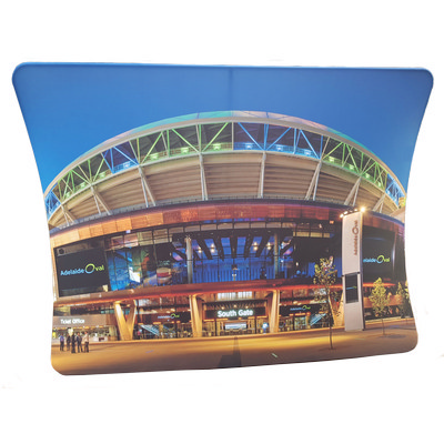 Picture of Tension Fabric Display U-Shape 3000mm x
