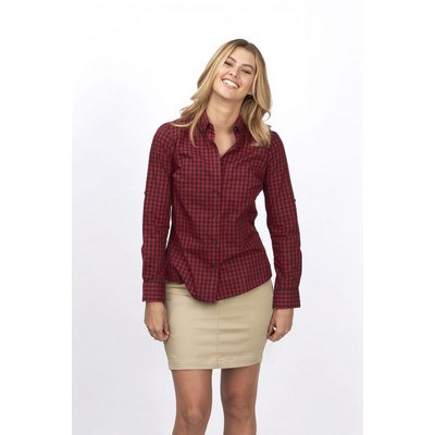 Picture of Ladies Lily Chino Skirt with stretch