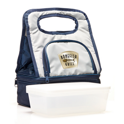 Picture of Silver Lunch Cooler Bag