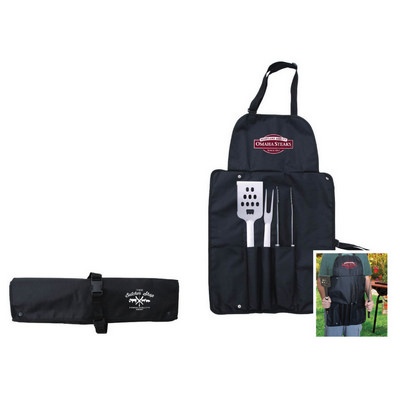 Picture of Grill Master BBQ Set