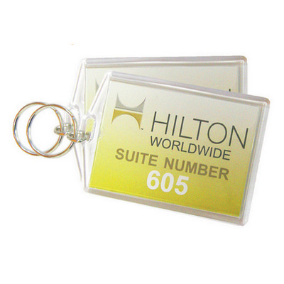 Picture of Hotel Keychain