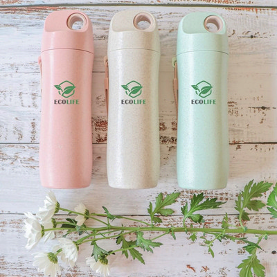 Picture of Grano Wheat Straw Water Bottle