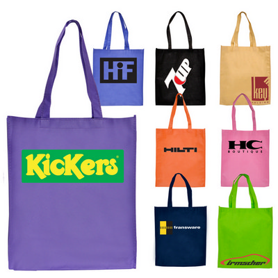Picture of Large Shopping Tote Bag with Gusset