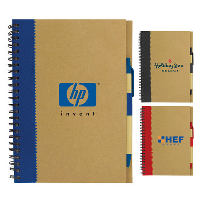 Picture of Recycled Paper Notebook