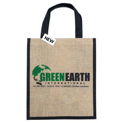 Picture of Jagg Jute Tote Bag