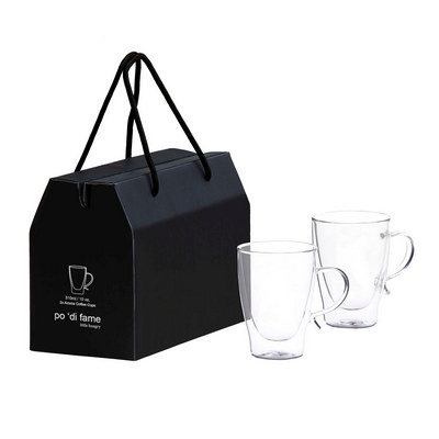 Picture of Aroma Glass Coffee Cup Set