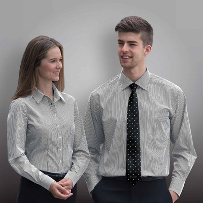 Picture of The Wynyard Stripe Shirt - Mens