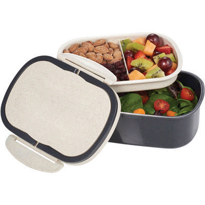 Picture of Plastic & Wheat Straw Lunch Box