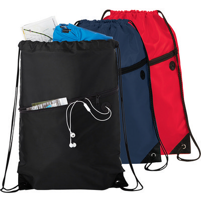 Picture of Robin Drawstring Bag