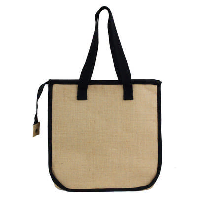 Picture of Laminated Jute Shopper with Insulation