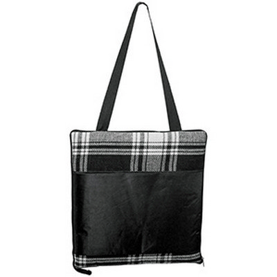 Picture of Large Picnic Rug - Black