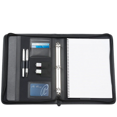 Picture of A4 Zippered Compendium