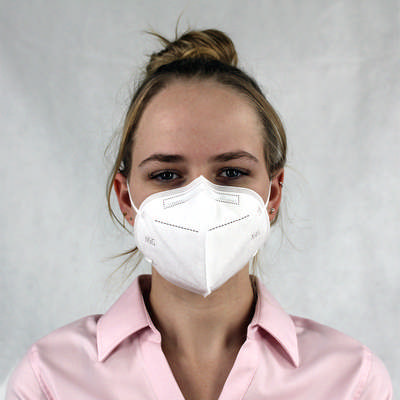 Picture of Public Use Respirator Face Mask