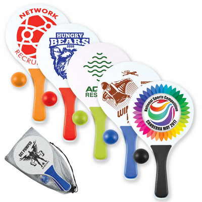 Picture of Action Paddle / Bat & Ball Set