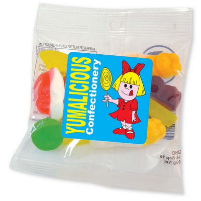 Picture of Assorted Jelly Party Mix in 50 Gram Cell