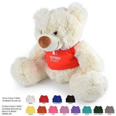 Picture of Coconut Plush Teddy Bear