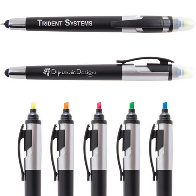 Picture of Trident Pen / Stylus Highlighter