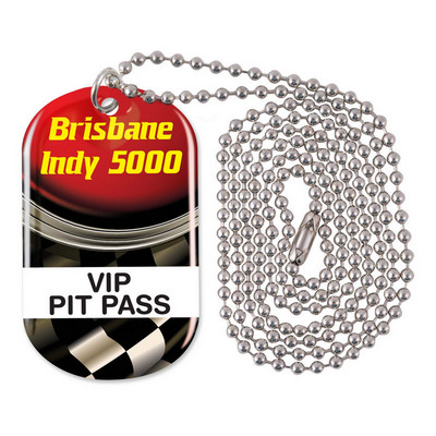 Picture of Dog Tag Neck Chain