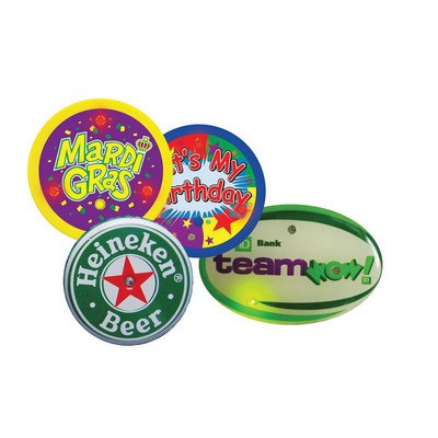 Picture of Flashing Pins And Badges