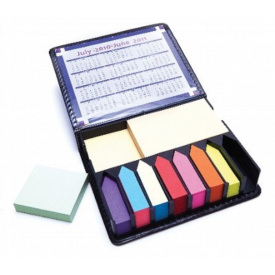 Picture of Post-It-Notes Holder With Case, Calendar