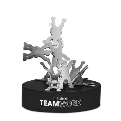 Picture of Teamwork paper clip holder