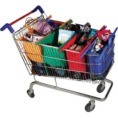 Picture of Shopping trolley bags