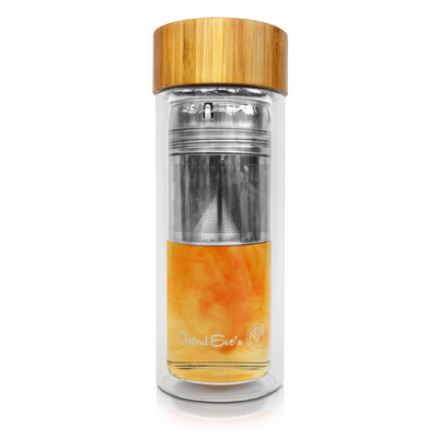 Picture of Glass Tea Infuser Bottle