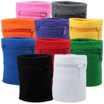 Picture of Sweat Band With Zipper