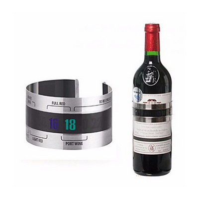 Picture of Wine bottle thermo