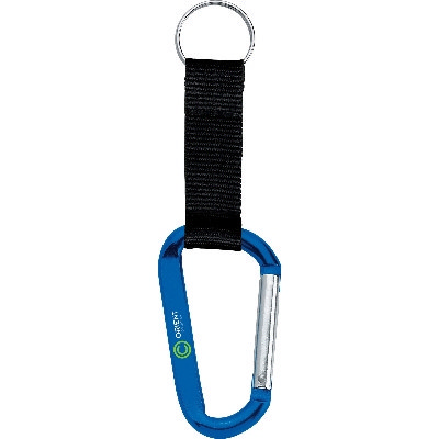 Picture of Carabiner Keyring