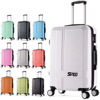 Picture of Hardside Luggage Trolley Suitcase