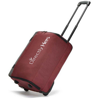 Picture of Oxford Luggage Travel Wheels Trolley Bag
