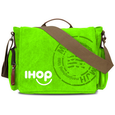 Picture of Canvas Business Crossbody Printing Trave