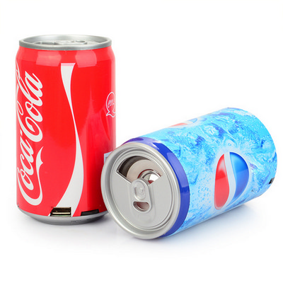 Picture of Drink Can Shaped Mp3 Speaker Radio