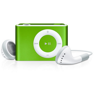 Picture of Shuffle Mp3 Player With Memory Slot