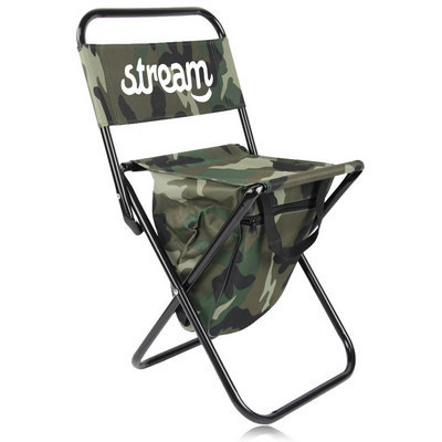 Picture of Folding Chair With Storage Bag