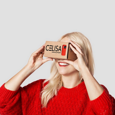 Picture of 3D Cardboard VR Glasses