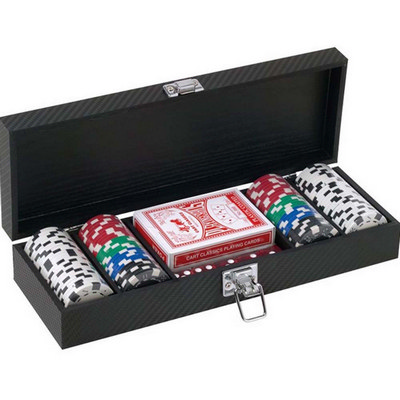 Picture of One Hundred Piece Poker Set